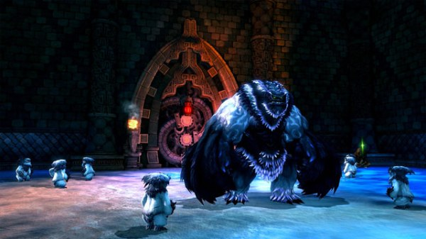 Blade & Soul: Silverfrost Mountains Dungeon Preview
